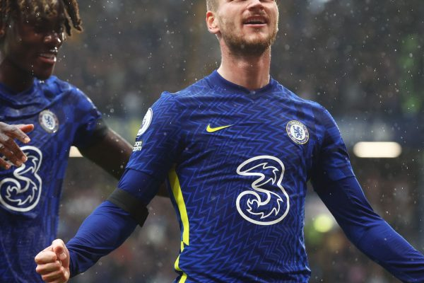 Werner delighted with scoring for Chelsea